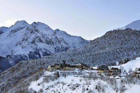 France Midi-Pyrénées-Val Louron, Village Club de Val Louron + forfait et matériel