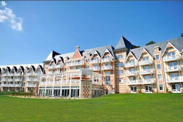 France Normandie : Résidence hôtelière B'O Resort & Spa - Appartement