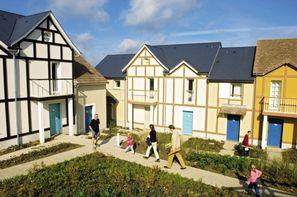 France Normandie-Branville, Résidence locative Pierre & Vacances Village Club Normandy Garden