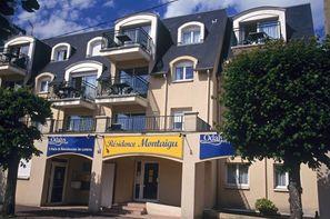 France Normandie-Cabourg, Résidence locative Montaigu