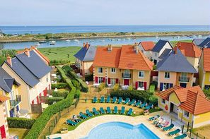 France Normandie-Dives Sur Mer, Résidence locative Pierre & Vacances Port Guillaume