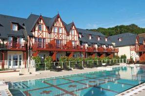 France Normandie-Houlgate, Résidence locative Pierre & Vacances premium Résidence et Spa