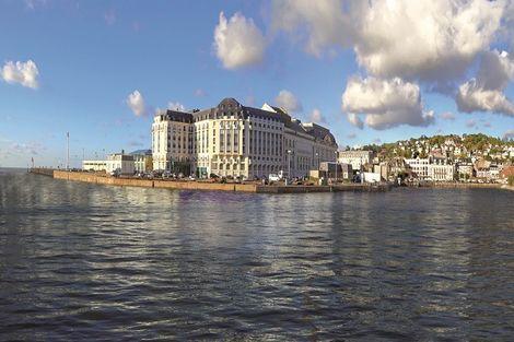 France Normandie-Trouville, Hôtel Beach Hotel 4*