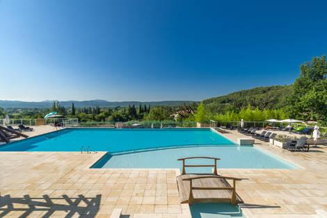 France Provence-Cote d Azur : Résidence hôtelière Domaine Provençal