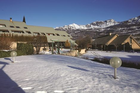 France Provence-Cote d Azur-Chorges, Club Vacances bleues Serre-Du-Villard 3*