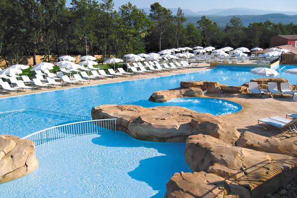 club de vacances Club Framissima Provence Estérel