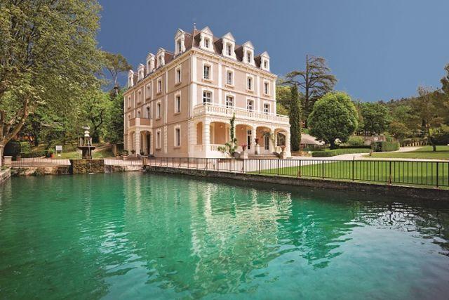 France Provence-Cote d Azur : Club Vacances bleues Domaine de Château Laval