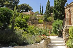 France Provence-Cote d Azur-Le Plan-de-la-Tour, Hôtel Village club du Soleil Le Reverdi 3*