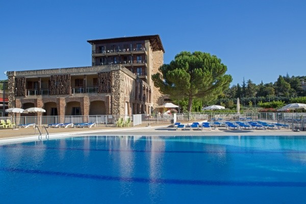 Le Castel Luberon - Le Castel Luberon Vacances ULVF-Chambre standard Hôtel Le Castel Luberon Vacances ULVF-Chambre standard3* Luberon France Provence-Cote d Azur