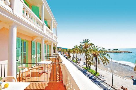 France Provence-Cote d Azur-Menton, Hôtel Balmoral 3*
