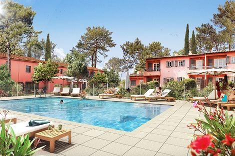France Provence-Cote d Azur-Saint Raphael, Résidence hôtelière Les Chênes Verts - 3*