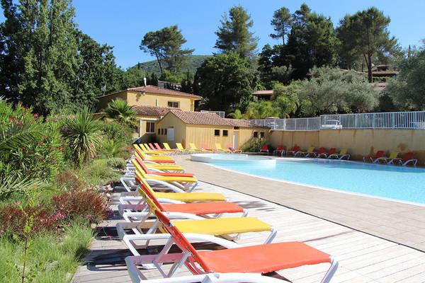 Séjour Provence-Cote d Azur Club Fram Résidence Club Pays Varois