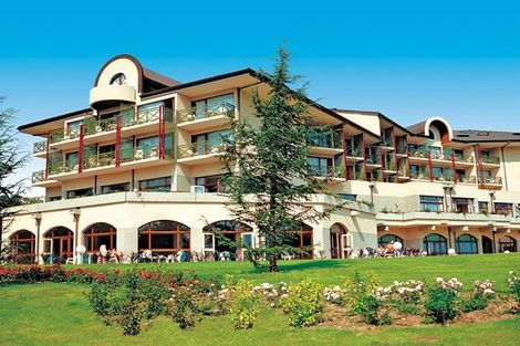 France Rhone-Alpes-Aix Les Bains, Hôtel Villa Marlioz 3*