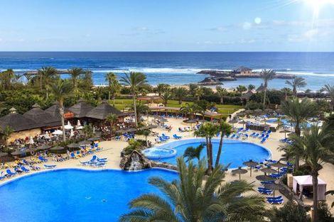 Fuerteventura-Fuerteventura, Hôtel Elba Carlota 4*