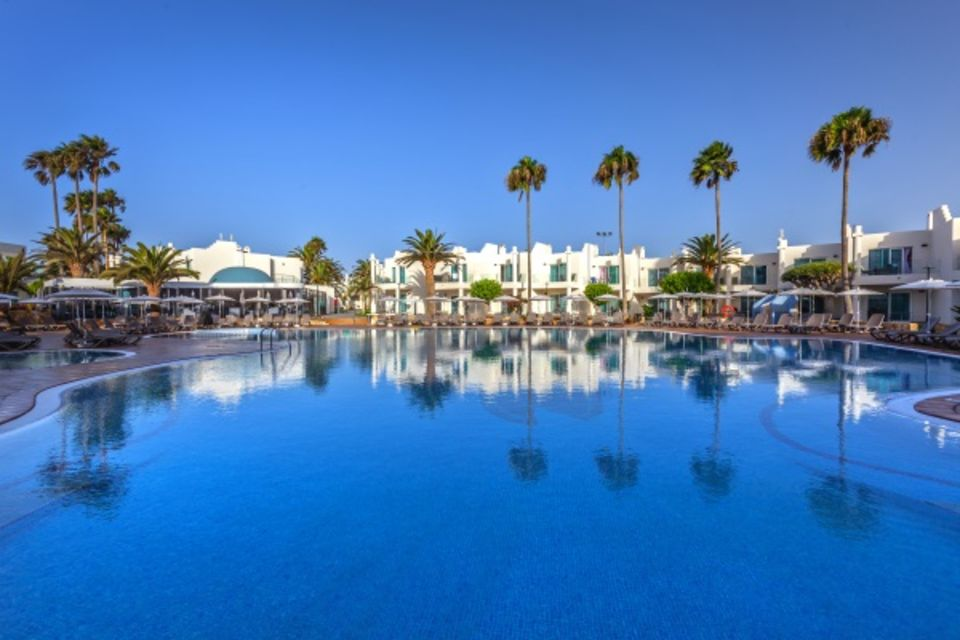 Hôtel Barcelo Corralejo Sands Fuerteventura Canaries