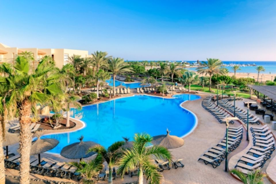 Hôtel Barcelo Fuerteventura Thalasso Spa Fuerteventura Canaries