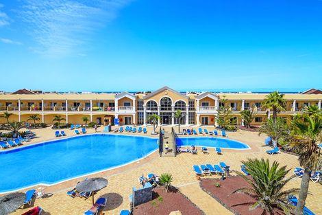Fuerteventura-Fuerteventura, Hôtel Cotillo Beach 3*