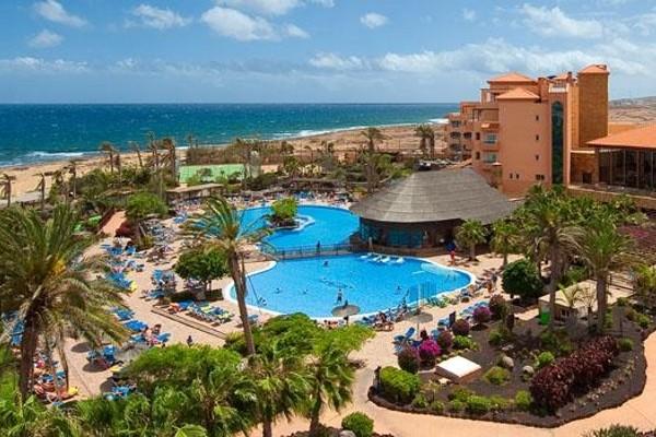 piscine - Elba Sara Hotel Elba Sara Beach & Golf Resort4* Fuerteventura Canaries