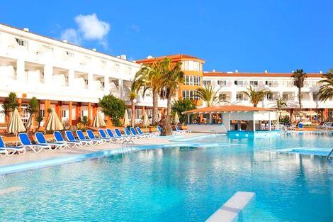 Fuerteventura-Fuerteventura, Hôtel Globales Costa Tropical 3*