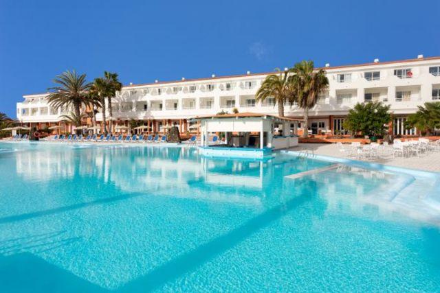 Fuerteventura : Hôtel Globales Costa Tropical