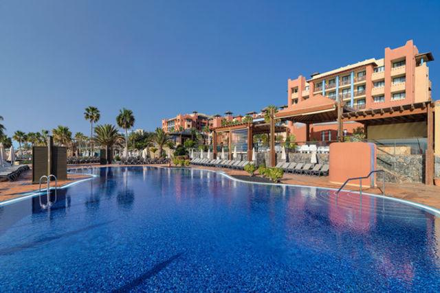 Fuerteventura : Hôtel H10 Tindaya