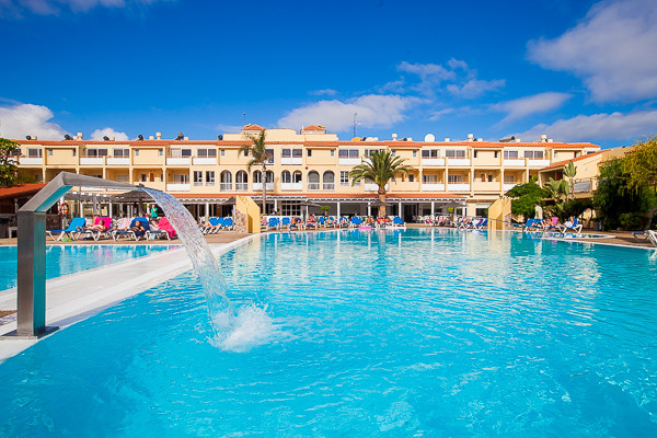 Piscine - Playa Park - Appartement Hotel Playa Park - Appartement3* Corralejo ESPAGNE