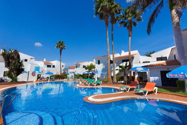 Piscine - Puerto Caleta Hotel Puerto Caleta Apartments3* Fuerteventura Canaries
