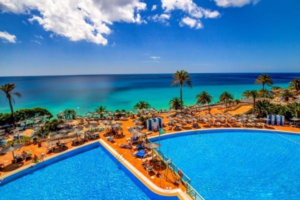 Piscine - SBH Paraiso Playa Hôtel SBH Paraiso Playa4* Fuerteventura Fuerteventura