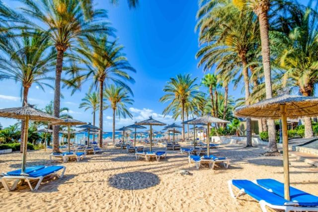 Fuerteventura : Hôtel SBH Costa Calma Beach