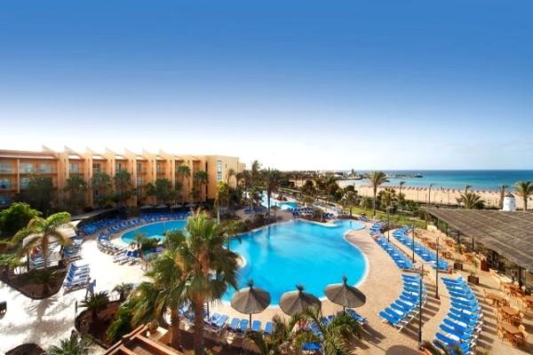 Vue panoramique - Barcelo Fuerteventura Thalasso Spa Hôtel Barcelo Fuerteventura Thalasso Spa4* Fuerteventura Fuerteventura
