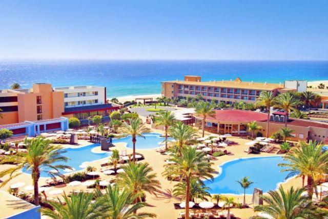 Fuerteventura : Hôtel Iberostar Playa Gaviotas Park
