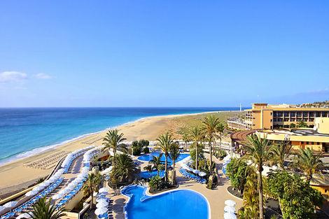 Fuerteventura-Fuerteventura, Hôtel Iberostar Playa Gaviotas 4*