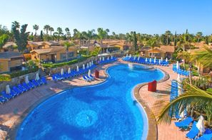 Grande Canarie-Las Palmas, Hôtel Dunas Maspalomas Resort 4*