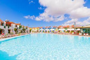 Grande Canarie-Las Palmas, Hôtel Vistaflor 3*