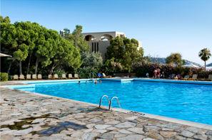 Grèce : Les Cyclades-Ile d'Andros, Hôtel Maxi Club Eden Beach 4*