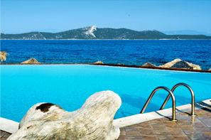 Grèce : Les Cyclades-Ile d'Andros, Hôtel Vénus Beach 3*