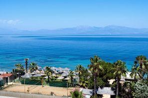 Grèce : Les Cyclades-Ile d'Andros, Hôtel Sunset Beach 4*