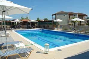Grece-Araxos, Hôtel Afrika 3*