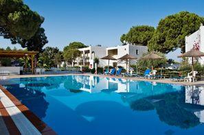 Grece-Araxos, Hôtel Maxi Club Kalogria 4*