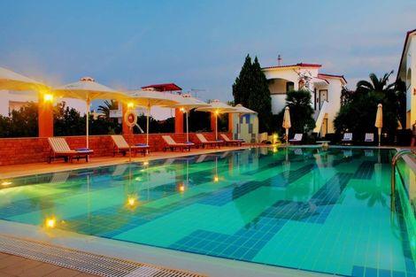 Grece-Athenes, Hôtel Alkyon Resort 4*