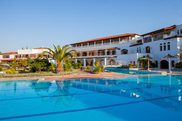Piscine - Eretria Village Hotel Eretria Village4* Athenes Grece