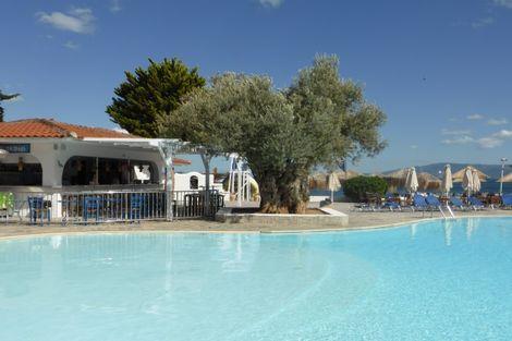Grece-Athenes, Club Héliades Grand Bleu Beach Resort 3* sup