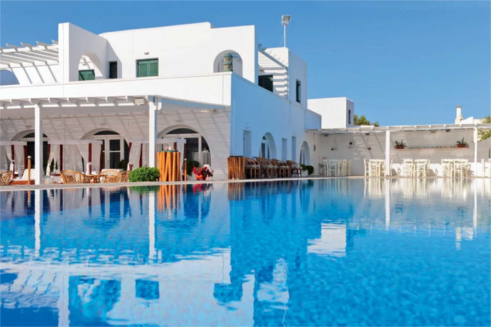 Hôtel Holiday Sun Les Cyclades Iles Grecques