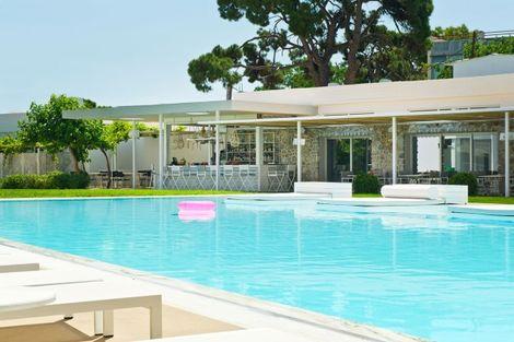 Grece-Athenes, Hôtel Marathon Beach Resort 3*
