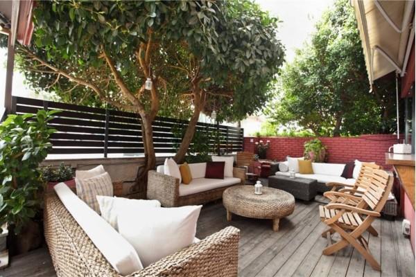 terrasse - Galaxy Hotel Galaxy3* Athenes Grece