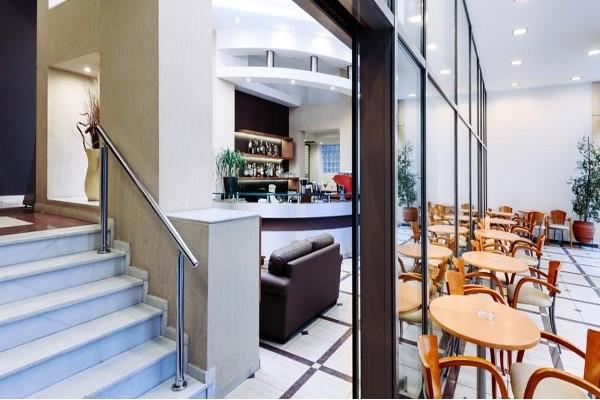 terrasse - Mirabello Hotel Mirabello3* Athenes Grece