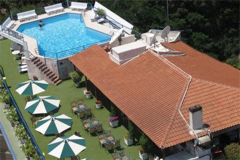 Grece-Athenes, Hôtel Hotel Emmantina 4*