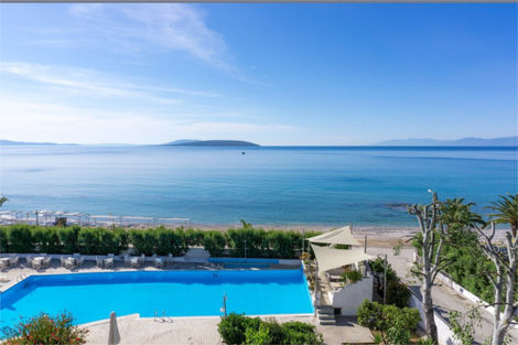 Grece-Athenes, Hôtel The Grove Seaside 4*
