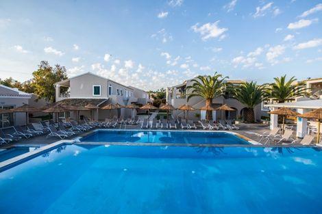 Grece-Corfou, Hôtel Amour Holiday Resort 4*