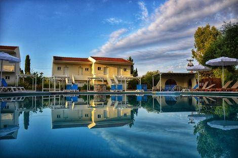 Grece : Hôtel Dassia Holiday Club